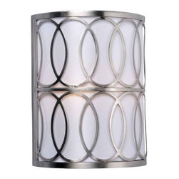 World Imports - World Imports WI907837 Venn 2 Light ADA Compliant Wall Sconce - Features:
