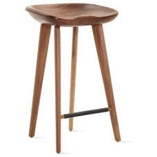 Tractor Counter Stool, Ash - Design Within Reach