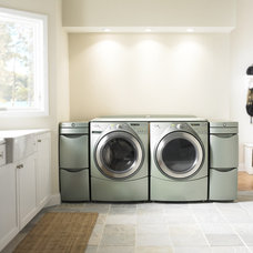 Contemporary Laundry Room Appliances by outlet.whirlpool.com