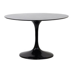 "40"" Eero Saarinen Style Tulip Dining Table In Fiberglass"