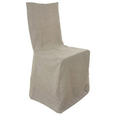 traditional dining chair cushions by Cabbages & Roses
