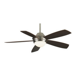 "Fanimation - Fanimation Celano 54"" 5 Blade Ceiling Fan - Blades, Light Kit, & Remote Contro - Included Components:"