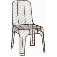 Eclectic Living Room Chairs by Milieu