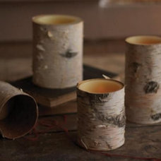 Eclectic Candles And Candle Holders by At West End