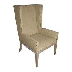 NOIR - NOIR Furniture - Zuri Chair - GCHA221AWEA - Features: