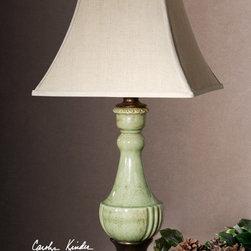 Uttermost - Ceralto One Light Table Lamp - 26795 - One light table lamp