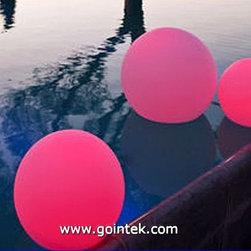 LED floating ball for garden - LED floating ball for garden,Clubs LED ball,IP65 Floating Waterproof Led Light Ball,IP65 Led Magic Ball Light
