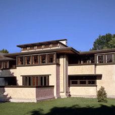 Contemporary Exterior by Eifler & Associates Architects