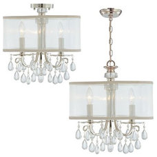 Transitional Chandeliers by Z Gallerie