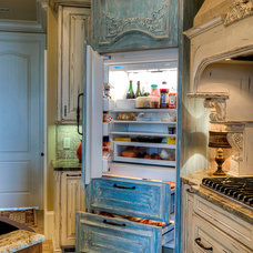by Norcia Fine Cabinetry