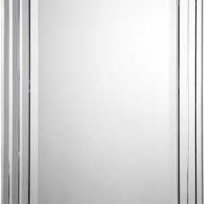 modern bathroom mirrors by Wayfair