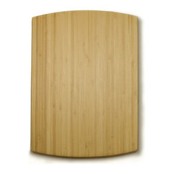 Architec - Architec Gripperwood Bamboo Cutting Board Light Brown - BG7 - Shop for Cutting Boards from Hayneedle.com! If you're like us you take your chopping serious especially when it comes to such fine culinary arts as salsa making. The tomatoes onions peppers and the other usual suspects need to be cut just right. And you've already got the pro knife. Now keep it going with a highly durable and renewable bamboo wood cutting board like the Architec Gripperwood Bamboo Cutting Board. Coated with environmentally sound food grade laminate this board has gripping feet that hug counter tops like a long-lost relative. And one more thing: Get extra chips.About ArchitecEstablished in 2000 Architec Housewares focuses on a constant commitment to innovation and understanding of the unique goals of specific vendors. Supplying products to vendor a-listers such as Crate & Barrel Williams Sonoma Macy's Bed Bath & Beyond and Linens N Things Architec has established itself as an innovative company that strives for greatness delivers reliable products and advances growth in its fields with the needs of customers in mind.