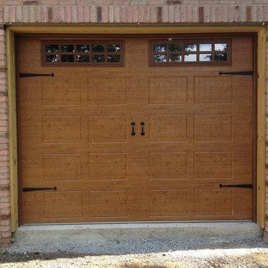 Steel Raynor Garage Doors -