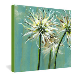 Land Of Lulu Light Catchers Gallery Wrapped Canvas