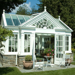 Garden House Conservatory - Photo by James Licata