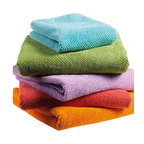 Abyss Habidecor - Abyss Twill Towels, Turquoise, Hand Towel 17x30 - Abyss Twill towel's subtle design fits the most contemporary or opulent home and comes in 60 fabulous colors. Like all Abyss towels, it is woven from 100% Egyptian cotton and are thoroughly tested as being superior in absorption, durability and colorfastness. The textured Twill design is a light and absorbent 500 grams.  All Abyss towels are pre-washed, pre-shrunk, and guaranteed to hold up wash after wash.