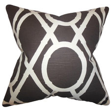 Contemporary Pillows by The Pillow Collection Inc.