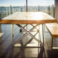 Rustic Dining Tables by Zokah Photography and Video