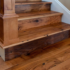 traditional wood flooring by Olde Wood Ltd.