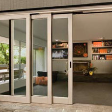 Contemporary Front Doors by Southland Windows, Inc.