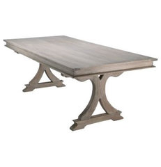 traditional dining tables by Clayton Gray Home