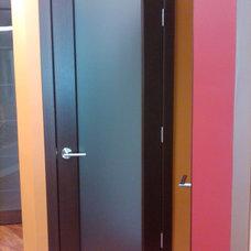 Modern Interior Doors by Liberty Windoors Corp.