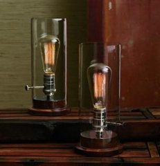 eclectic table lamps by My Sparrow