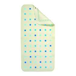 Croydex - Croydex BB543424 Bath Safety Mat in White and Blue - Croydex BB543424 Bath Safety Mat in White and BlueOur mats use the highest quality materials and manufacturing techniques designed to meet stringent performance requirements.Croydex BB543424 Bath Safety Mat in White and Blue, Features:• Made from natural rubber.