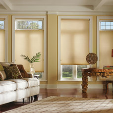 cellular shades by Home Source Custom Draperies & Blinds