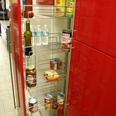 Modern Pantry Cabinets by TEKA KITCHEN GALLERY
