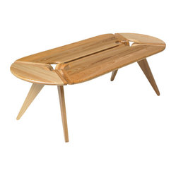 New Breed Oval Coffee Table