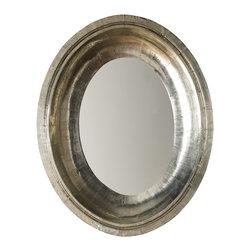 Lazy Susan - Royal German Silver Mirror - Royal German Silver Mirror