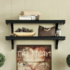 Contemporary Wall Shelves by Ballard Designs