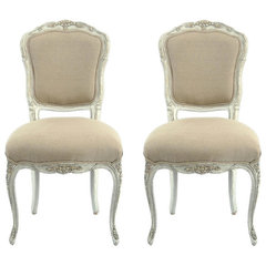 traditional chairs by Overstock