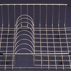 Houzer - Rinsing Basket for Medallion Sinks - Rinsing basket. Fits MS-2409, MG-3209.