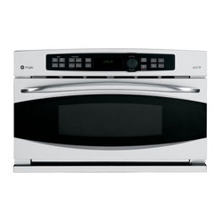 GE Profile Built-In Convection Microwave