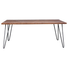 Rustic Dining Tables by Dave Marcoullier