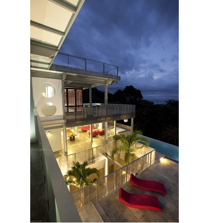 tropical  by SPG Architects