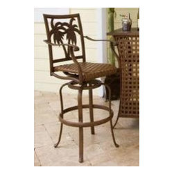 Some outdoor stools we offer - Palm Bay Swivel