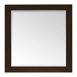 Avanity Lexington Bathroom Mirror 24 x 1.1 x 32 - Manufacturer
