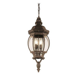 Trans Globe Lighting - Trans Globe Lighting 4067 RT Outdoor Hanging Light In Rust - Part Number: 4067 RT