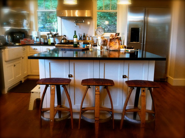 Eclectic Bar Stools And Counter Stools by Vinoture