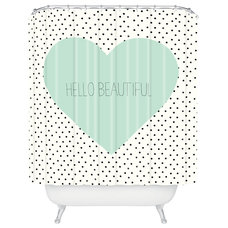 Eclectic Shower Curtains by DENY Designs