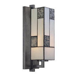 Designers Fountain - Designers Fountain 84101  1 Light Bathroom Fixture from the Bradley Collection - Features: