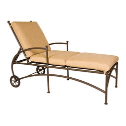 Vista Collection Chaise Lounge - By OW Lee