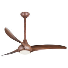 Contemporary Ceiling Fans by Lighting and Locks