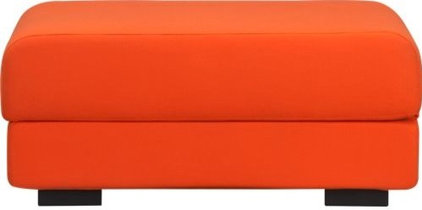 Modern Footstools And Ottomans by CB2