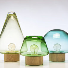 Contemporary Light Bulbs by Caroline Olsson