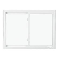 Pella® 350 Series sliding window - Features:
