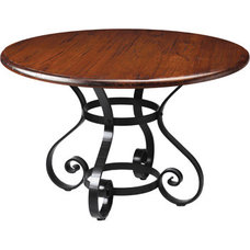 Traditional Dining Tables by Charleston Forge